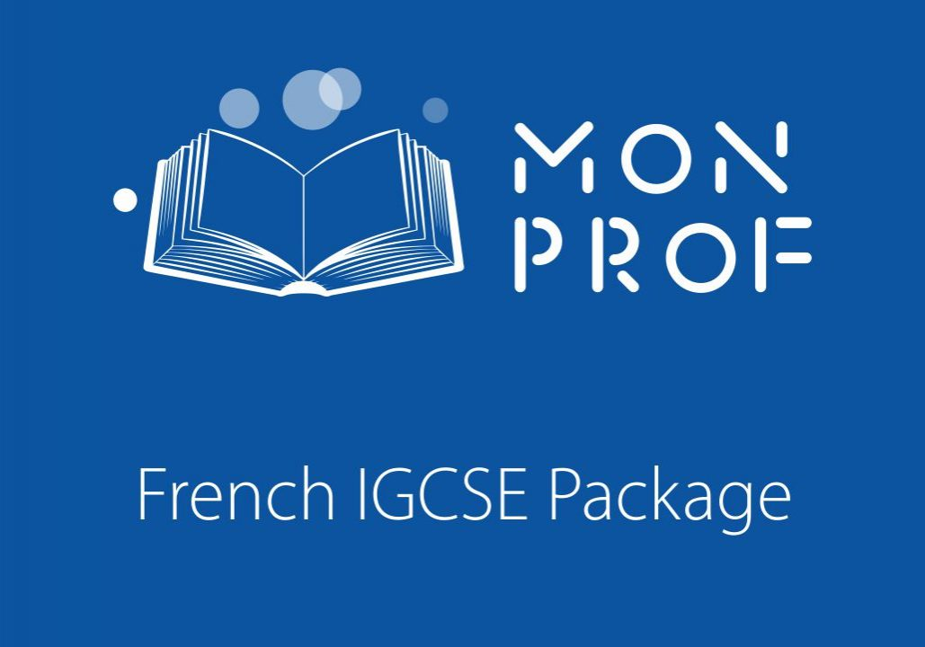 French IGCSE Package